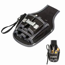 US Electrician Waist Pocket Tool Belt Pouch Bag Screwdriver Utility Kit Holder