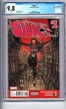 Silk #1 - CGC 9.8 - Cindy Moon