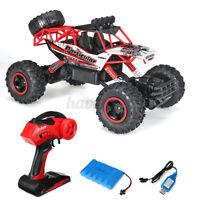 4WD Remote Control Car Toy SUV Drift Drive Car Climbing High-speed Chargin