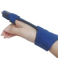 Metallic Finger Extension Splint Trigger Mallet Malleable Hand Orthotics Braces