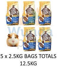 Supreme Guinea Pig Food and Treats