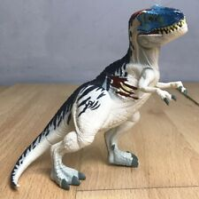Vintage Jurassic Park 3 Arctic T Rex Action Figure Camo Xtreme Hasbro 2000