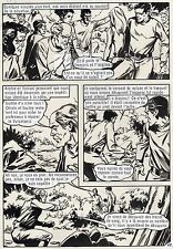 ALTITUDE MOINS X (RICHARD BESSIERE) PLANCHE COSMOS AREDIT PAGE 63