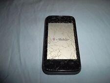 Huawei Prism II 2 U8686 - Black (T-Mobile) Smartphone - For Parts/Repair