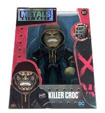Jada Diecast Suicide Squad Killer Croc Variant with Black Jacket Hoodie M111