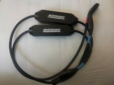 MIT Terminator Proline XLR interconnect cable 1m pair used