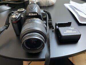 Nikon D3000 Please Read Description