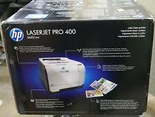 HP LaserJet Pro 400 M451nw Workgroup Laser Printer new free shipping