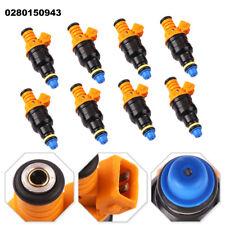 Fuel Injectors For Ford F150 F250 4.6 5.0 5.4 5.8 L V8 Replaces 0280150943 8pcs