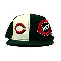 Cincinnati Reds New Era Custom Fitted Cap Hat - 7 5/8