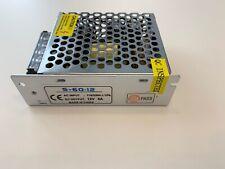 Transformer Power supply LED Transformer DC 12V 5A Quantity is 12