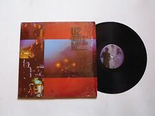 """U2 Under A Blood Red Sky Inverted PS mexican PROMO Stamp Vinyl 12"""" LP  RARE!"""