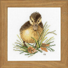 Lanarte - Counted Cross Stitch Kit - Duckling I - PN-0146975