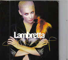 Lambretta-Creep cd single incl video