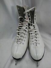 Vintage Lange Size 7 Ice Skates