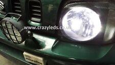 Suzuki Jimny 1998 - 2015 Headlight sidelight LED lighting upgrade