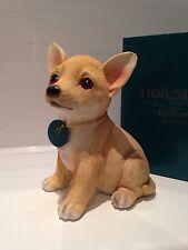 Chihuahua Puppy Love Dog Ornament Figurine Figure Gift Present