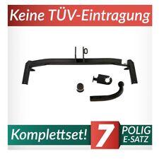 Für Volkswagen Polo III 6N2 Variant 97-02 Kpl. Anhängerkupplung starr+E-Satz 7p