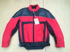 """J&S Mens Textile Motorbike Motorcycle Jacket Size UK 36"""" chest C113"""