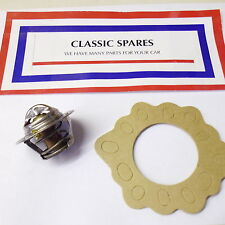 OPEL KADETT C 1.0S 1.2N 1.2S  1973 - 1979 ENGINE COOLING THERMOSTAT WITH GASKET