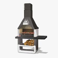 Barbecue Prometeo Sarom _ CON CONTROCAPPA INTERNA IN METALLO