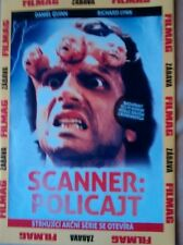 SCANNER COP  DVD  ENGLISH LANGUAGE ORIGINAL WITH FORCED CZECH SUBTITLES