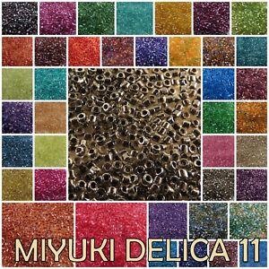 Delica 11/0 Miyuki Seed Beads 7.2 g #901-986