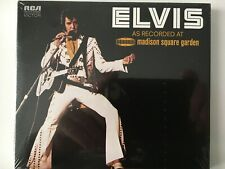 Elvis As Recorded at Madison Square Garden 2 CD - Elvis Presley RCA