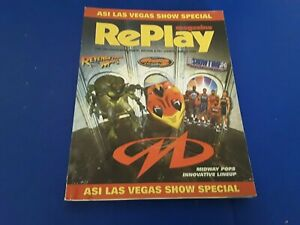 Replay Monthly March 1999