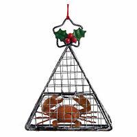 Kurt Adler Crab Cage Fishing Ocean Sea Beach Ornament Christmas Tree Decor