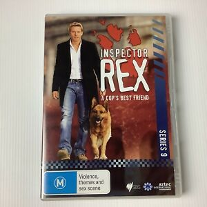 Inspector Rex : Series 9- with English Subtitles SBS DVDs- Region 4