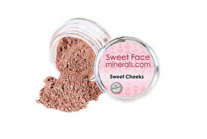 SWEET CHEEKS EYE SHADOW Blush Mineral Makeup Brow Bare Skin Liner Powder Contour