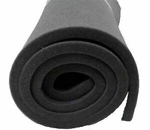 Packaging foam sheets, lightweight foam for easy packing, 6mm thick 1m x 500mm