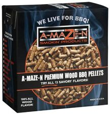 A-MAZE-N AMNP2-STD-0006 Hickory Wood Pellets, 2 lbs