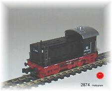 Hobbytrain 2874 Locomotive diesel BR270. 035-9 DB noir Ep.IV # in #