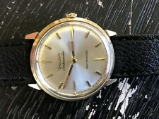 Vintage Bulova 1965 Ambassador Automatic Original Dial Gold Filled RUNS