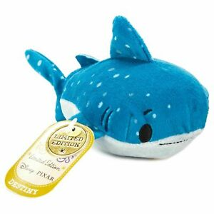 Hallmark Itty Bittys Destiny Shark Ltd Ed Finding Nemo Dory Pixar Plush NWT