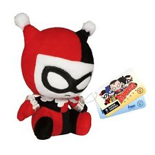 Official DC Harley Quinn Funko Mopeez Plush Action Figure Soft Toy - Cute 5""