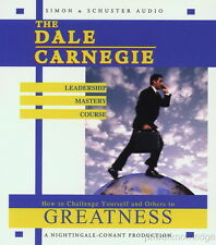 New 6 CD Dale Carnegie Leadership Mastery Persuasion (Nightingale Conant )