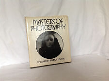 Masters of Photography by Beaumont & Nancy Newhall (Hardcover, 1958)