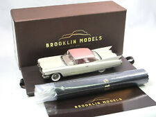 Brooklin Models BRK 207P 1960 Cadillac Series 62 Coupe Pink Collection 1/43