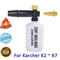 Snow foam lance water foam cannon Foam Generator  for Karcher High Pressure Wash