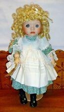 Bells Workshop Artisans Quakertown Pa Bisque Head Composition Body Doll