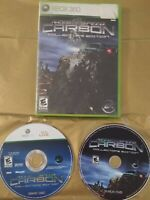 Need for Speed Carbon Collector Edition Microsoft Xbox 360 Complete Rare 2 Cds