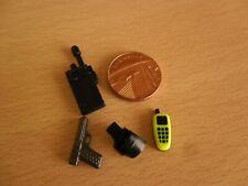 2600 Radio Phone Police Gun & Holster- Playmobil New Spares