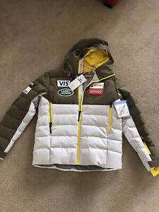 Spyder US Ski Team Insulated Jacket - never worn. NWT Large