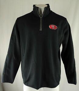 San Francisco 49ers NFL G-III Men's Quarter Zip Sweatshirt