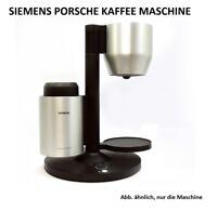 Siemens Porsche Design Filter Kaffeemaschine TC911 ohne Tank ohne Kaffee Kanne⭐️