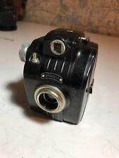 Rare working midcentury 1951 Genos Achromat bakelite box 6x6 620film camera