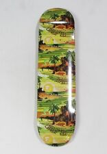 $240 Bape x UNDEFEATED Island Green Skateboard Deck A BATHING APE .